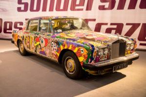 Rolls Royce in James-Bond-Optik auf Essen Motor Show