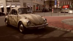 Alte Autos – Oldtimer auf dem Frühlingsfest