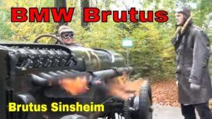 Brutus car – BMW Brutus mit Brutus Bomber BMW Motor