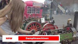 Dampfmaschinen Dampffahrzeuge Dampftraktoren und Dampfwagen und Dampfwalzen