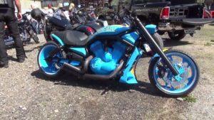 Harley Davidson Meeting – Harley Treffen in Hattingen