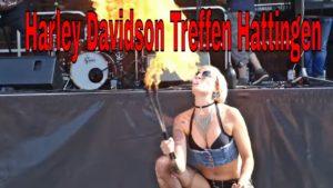 Harley Davidson Treffen in Hattingen