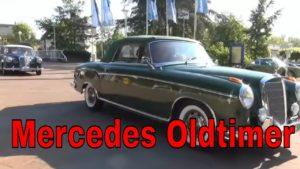 Mercedes Oldtimer – Mercedes Benz