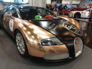 Essen Motor Show begeisterte mit neuen Fahrzeugen und guter Stimmung
